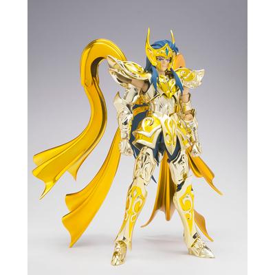 Figurine Saint Seiya Soul of Gold Aquarius Camus du Verseau GOD Myth Cloth EX