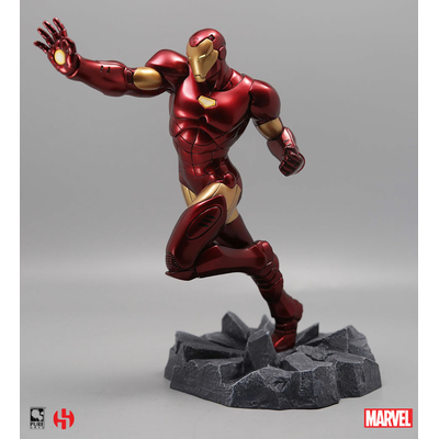 Statuette Marvel Comics Civil War Iron Man 22cm