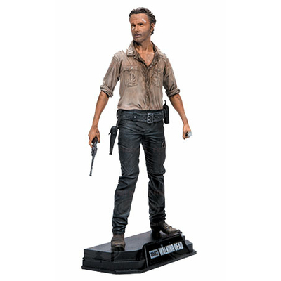 Figurine The Walking Dead Rick Grimes 18cm