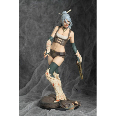 Statuette Fantasy Figure Gallery Winanna The Hunter 31cm