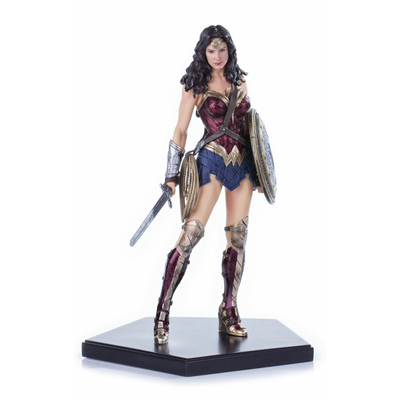 Statuette Batman v Superman Dawn of Justice Wonder Woman 18cm