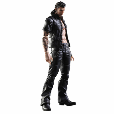Figurine Final Fantasy XV Play Arts Kai Gladiolus 30cm