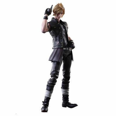 Figurine Final Fantasy XV Play Arts Kai Prompto 28cm