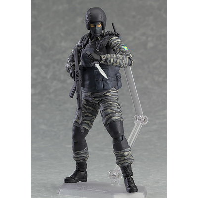 Figurine Metal Gear Solid 2 Sons of Liberty Gurlukovich Soldier 16cm
