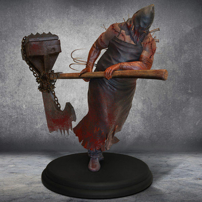 Statue Resident Evil Executioner Majini 61cm