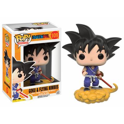 Figurine Dragon Ball Z Funko POP! Goku et le nuage magique 9cm