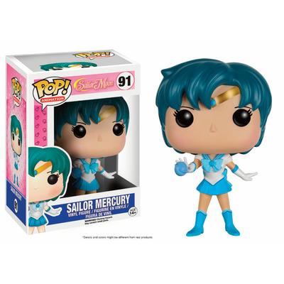 Figurine Sailor Moon Funko POP! Sailor Mercury 9cm