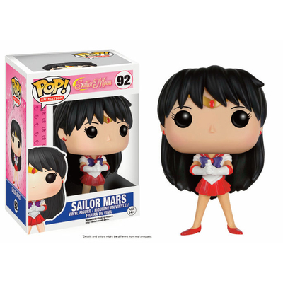 Figurine Sailor Moon Funko POP! Sailor Mars 9cm