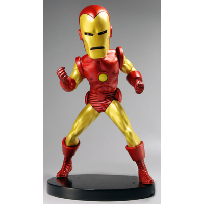 Figurine Iron Man Marvel Extreme Head Knocker 20 cm