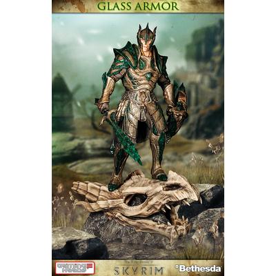 Statuette The Elder Scrolls V Skyrim Glass Armor 40cm