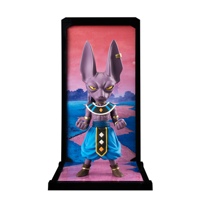 Figurine Dragon Ball Z Buddies Beerus 10cm