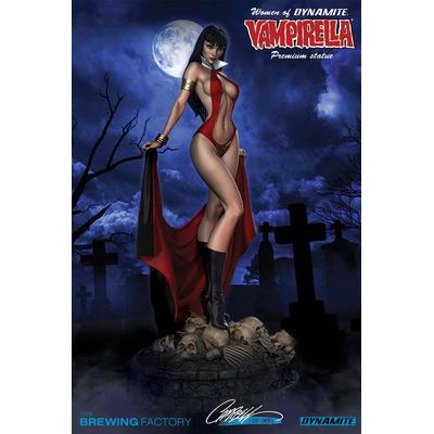 Statuette Women of Dynamite Vampirella 30cm