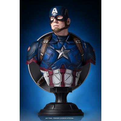 Buste Captain America Civil War Captain America 18cm