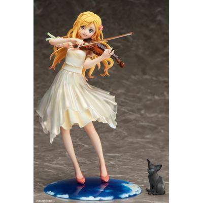 Statuette Your Lie in April Kaori Miyazono Dress Version 20cm