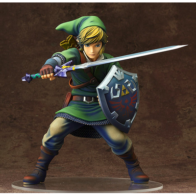 Statuette The Legend of Zelda Skyward Sword Link 20cm
