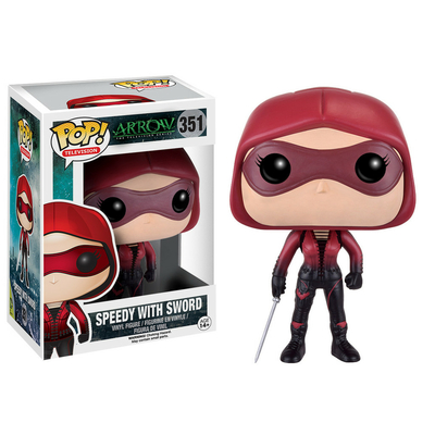 Figurine Arrow Funko POP! Speedy with Sword 9cm