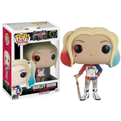 Figurine Suicide Squad Funko POP! Harley Quinn 9cm