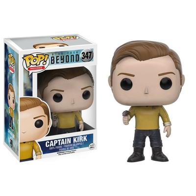 Figurine Star Trek Beyond Funko POP! Kirk 9cm