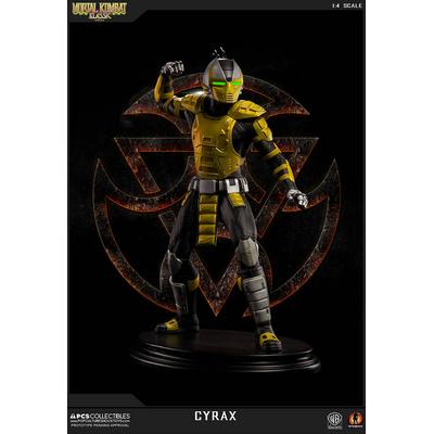 Statuette Mortal Kombat Klassik Cyrax 52cm