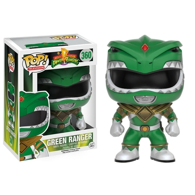 Figurine Power Rangers Funko POP! Green Ranger 9cm