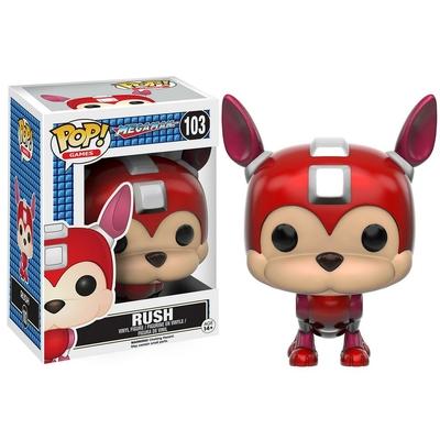 Figurine MegaMan Funko POP! Rush 9cm