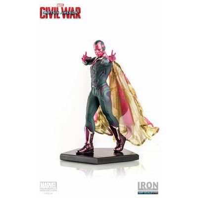 Statuette Captain America Civil War Vision 20cm