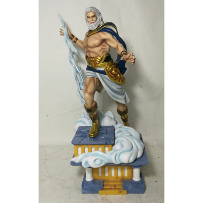 Statuette Fantasy Figure Gallery Greek Mythology Collection Zeus 38cm