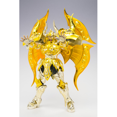 Figurine Saint Seiya Soul of Gold Taurus Aldebaran Myth Cloth EX