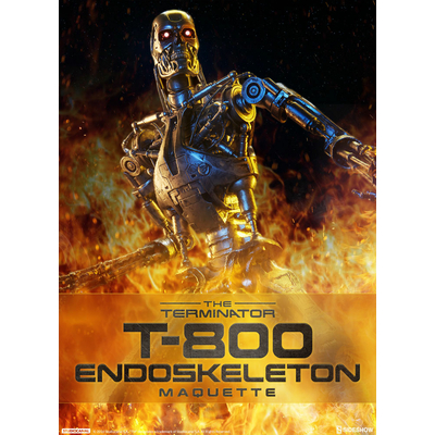 Statuette Terminator T-800 Endoskeleton 52cm