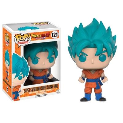 Figurine Dragon Ball Z Resurrection F Funko POP! Super Saiyan God Super Saiyan Goku 9cm
