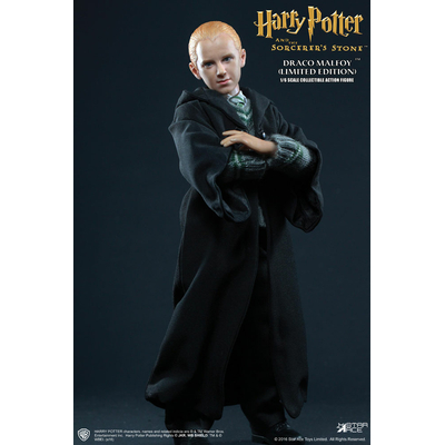 Figurine Harry Potter My Favourite Movie Draco Malfoy School Uniform 26cm