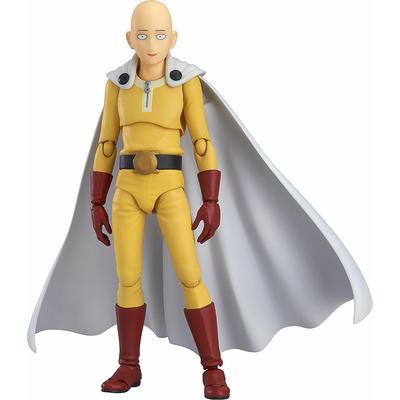 Figurine One Punch Man Figma Saitama 15cm