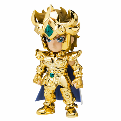 Figurine Saint Seiya Leo Aiolia Saints Collection 9cm