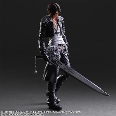 Figurine Dissidia Final Fantasy Play Arts Kai Squall Leonheart 23cm