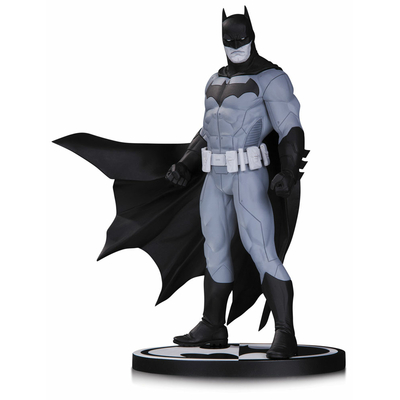 Statuette Batman Black & White Batman by Jonathan Matthews 18cm