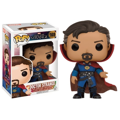 Figurine Marvel Doctor Strange Funko POP! Bobble Head Doctor Strange 9cm