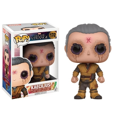 Figurine Marvel Doctor Strange Funko POP! Bobble Head Kaecilius 9cm