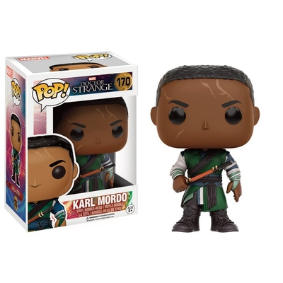 Figurine Marvel Doctor Strange Funko POP! Bobble Mordo 9cm