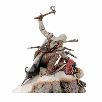Statuette Assassin's Creed III Connor The Last Breath 28cm