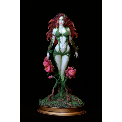 Statuette DC Comics Fantasy Figure Gallery Poison Ivy (Luis Rojo) Web Exclusive 43cm
