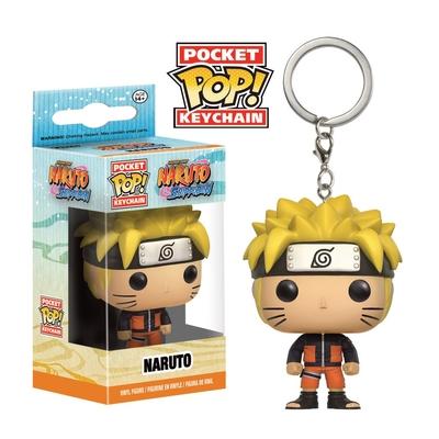 Porte-clés Naruto Shippuden Pocket POP! Naruto 4cm