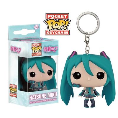 Porte-clés Vocaloid Pocket POP! Hatsune Miku 4cm