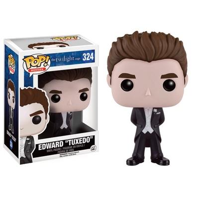Figurine Twilight Funko POP! Edward Cullen (Tuxedo) 9cm