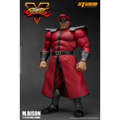 Figurine Street Fighter V - M. Bison 18cm