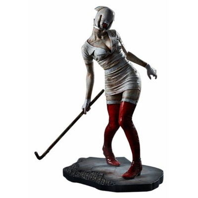Statuette Silent Hill 2 Bubble Head Nurse SDCC Exclusive 28cm