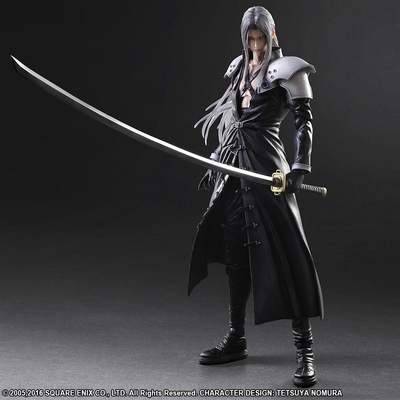 Figurine Final Fantasy VII Advent Children Play Arts Kai Sephiroth 26cm