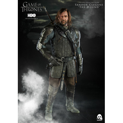 Figurine Game of Thrones Sandor Clegane Le Limier 33cm