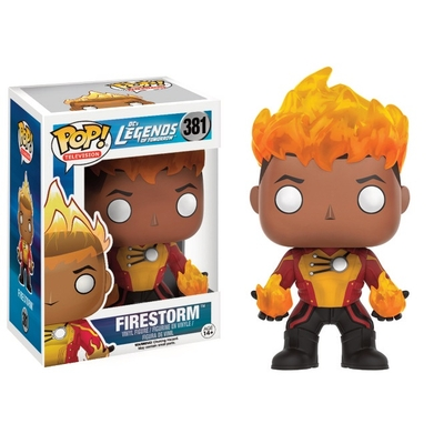 Figurine DC Legends of Tomorrow Funko POP! Firestorm 9cm