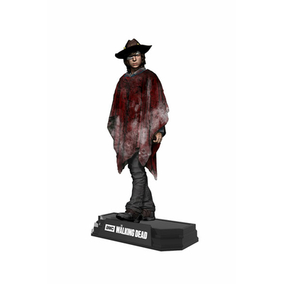 Figurine The Walking Dead Color Tops Carl Grimes 18cm