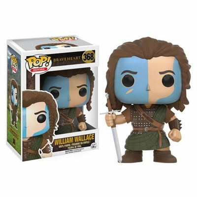 Figurine Braveheart Funko POP! William Wallace 9cm